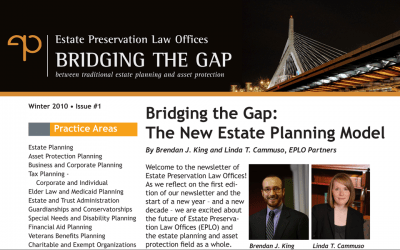 Bridging the Gap:  The New Estate Planning Model