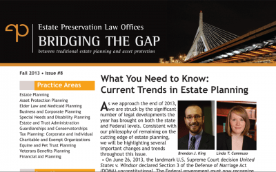 Asset Protection: An Everyday Part of Estate Planning