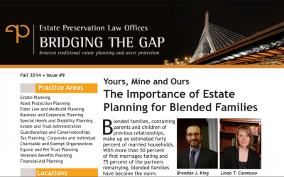 Fall 2014 – Yours, Mine and Ours: The Importance of Estate Planning for Blended Families