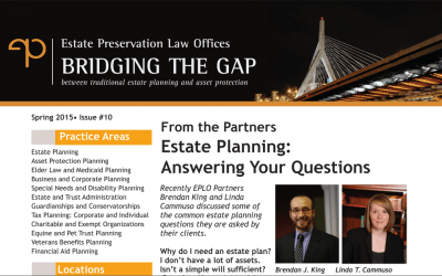 Estate Planning: Answering Your Questions