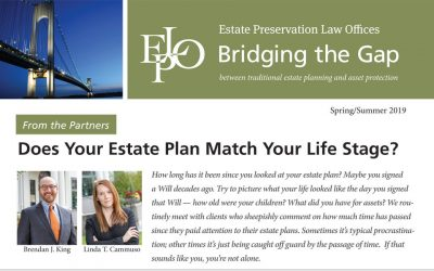 Does Your Estate Plan Match Your Life Stage?